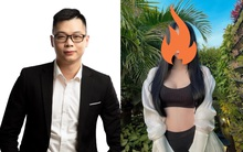 """BLV bị cho là """"ế"""" nhất làng game Việt bất ngờ nhá hàng người yêu hot girl với body cực """"mlem"""", dân mạng tìm ra info trong nháy mắt"""