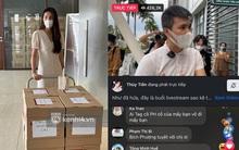 """Buổi livestream """"mang sao kê ra trước công chúng"""" của Công Vinh - Thủy Tiên lập kỷ lục lượt xem khủng nhất tại Việt Nam!"""