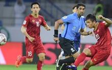 Tổ trọng tài người UAE bắt trận Trung Quốc đấu Việt Nam