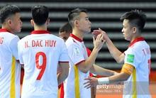 Kịch bản để đội tuyển futsal Việt Nam đi tiếp ở Futsal World Cup 2021
