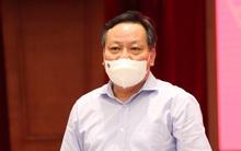 """Phó Bí thư Hà Nội: """"Chưa thể lạc quan có thể mở cửa ngay trở lại cuộc sống bình thường"""""""