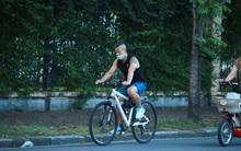 Hà Nội: Sáng sớm 21/9, nhiều người vẫn  ra đường tập thể dục dù quy định mới chưa cho phép