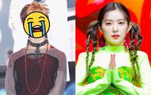 """Nam idol """"battle"""" với stylist vì nhóm bị mặc outfit kỳ quái đến tự ti, netizen đồng cảm, nhớ lại scandal của Irene (Red Velvet)"""