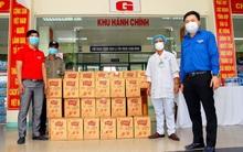 Hướng về Đà Nẵng: Nhãn hàng Otto trao tặng 10.000 suất bánh ăn sáng sợi thịt gà ủng hộ tuyến đầu phòng dịch
