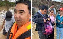 Nghệ sĩ Quyền Linh chung tay gây quỹ dự án nước sạch và giáo dục cho trẻ em miền Trung
