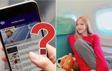 Tại sao đi máy bay luôn được thông báo phải tắt điện thoại hoặc chuyển sang chế độ riêng, nếu không làm theo thì sao?