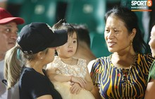 Bố mẹ Bùi Tiến Dũng tiếp lửa U22 Việt Nam