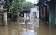Mưa lớn kéo dài, hơn 100 nhà dân ở Bảo Lộc ngập sâu trong nước