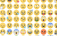 Xếp hạng 10 emoji phổ biến nhất thế giới: Top đầu chuẩn không lệch đi đâu được!