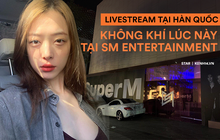 Livestream độc quyền từ Hàn Quốc: Không khí lúc này tại SM Entertainment trước cái chết đột ngột của Sulli