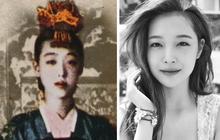 Không chỉ giống gương mặt, cuộc đời Sulli cũng có kết cục hệt như gisaeng nổi tiếng Lee Nan Hyang