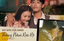 """Mọt phim mê """"Tháng Năm Rực Rỡ"""" xem liền tay MV mới của Amee: Hội chị em bạn dì y hệt nhóm Ngựa Hoang!"""