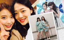 Netizen chửi bới IU sau khi Sulli qua đời, nào đâu biết nữ ca sĩ chính là bạn thân luôn ở bên Sulli mặc scandal, sáng tác rất nhiều bài hát về bạn mình