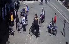Truy tìm nhóm côn đồ đánh hội đồng nam sinh ở Lâm Đồng