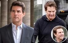 Còn đâu một thời điển trai nhất nhì Hollywood, Tom Cruise giờ đây phát tướng đến mức khó nhận ra