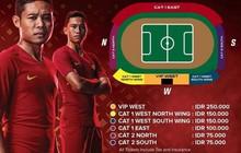 Indonesia bán vé xem vòng loại World Cup 2022 rẻ hơn Việt Nam