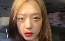 Công ty SM Entertainment chính thức lên tiếng thông báo về cái chết bất ngờ của Sulli