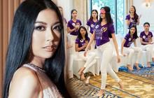 """Thuyết âm mưu: Thúy Vân có phải là """"gián điệp"""" được cài vào """"Hoa hậu Hoàn vũ Việt Nam""""?"""
