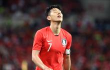 Son Heung-min và đồng đội bị Triều Tiên cầm hòa trong trận đấu không có khán giả, không phát sóng trực tiếp