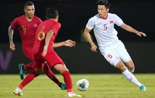 [Trực tiếp vòng loại World Cup 2022] Indonesia vs Việt Nam: Văn Hậu tung cú dứt điểm uy lực ngoài vòng cấm