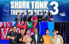 """""""Ký ức vui vẻ"""" và """"Shark Tank"""" nổi lên giữa cơn sóng gameshow hài"""