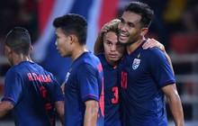Thắng dễ UAE, Thái Lan vươn lên chiếm ngôi đầu bảng, cân bằng điểm số với tuyển Việt Nam