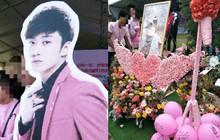 Ngày buồn không kém của Cbiz: Kiều Nhậm Lương tự tử vì trầm cảm ở tuổi 29, hôm nay fan tổ chức sinh nhật màu hồng cho anh