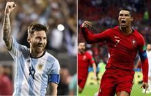 FIFA Online 4 ra mắt thẻ cầu thủ mới, lần đầu tiên CR7 vượt mặt Messi trong cùng một mùa thẻ