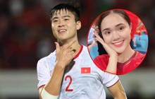 """Chỉ một cú facetime, Quỳnh Anh đã """"tiên tri"""" được Duy Mạnh sẽ ghi bàn mở tỉ số trận thắng 3-1 trước Indonesia!"""
