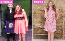 Không cần kiêng tinh bột, mẹ 2 con người Anh vẫn giảm ngon ơ 41kg khiến ai cũng trầm trồ