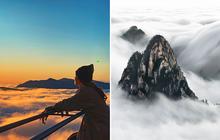 """Khả Ngân chụp ảnh """"biển mây"""" xịn lắm, nhưng sẽ đẹp gấp bội nếu biết một mẹo thần thánh của dân chuyên"""