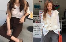 10 ý tưởng phối layer ngày se lạnh của hot girl Hàn: chỉ cần diện y chang là bạn có ngay vẻ sang xịn ao ước