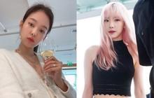 """Tóc con, tóc chỉa chẳng trừ một ai: đến mỹ nhân tầm cỡ như Jennie, Taeyeon cũng phải """"chịu trận"""" đám tóc lơ thơ trên đỉnh đầu"""