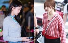 """4 kiểu diện cardigan """"càn quét"""" sân bay của idol Hàn: các nàng chớ bỏ qua khi mùa lạnh dần đến"""