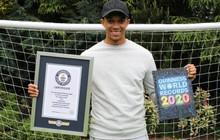 Khó tin: Hậu vệ ngôi sao của Liverpool lập kỷ lục Guinness, hạng mục chẳng ai ngờ