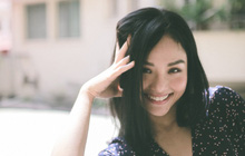 """Cuối cùng Miu Lê cũng hoá thành """"nàng thơ mộng mơ"""", nhá hàng trở lại với âm nhạc sau một thời gian mải mê điện ảnh rồi?"""
