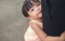 Hỏi con trai thứ quan trọng nhất mang đi tránh bão là gì, ông bố nhận lại câu trả lời vừa cảm động vừa hạnh phúc từ thiên thần nhỏ