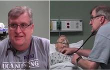 Vợ chết vì ung thư, người đàn ông quyết tâm trở thành sinh viên dược ở tuổi 54