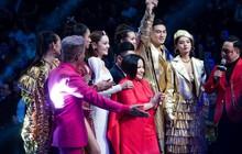 """""""The Face Vietnam 2018"""" nhận giải """"Chương trình giải trí không kịch bản hay nhất"""" của Việt Nam"""