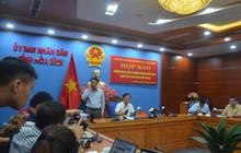 Họp báo công bố thông tin ô nhiễm nguồn nước sạch cung cấp cho thành phố Hà Nội