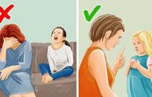 10 cách cha mẹ cần ghi nhớ để đối phó với những đứa trẻ cứng đầu