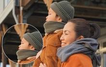 Tăng Thanh Hà khoe khoảnh khắc cực tình cảm bên cạnh con trai, hé lộ cận khuôn mặt bé: Soái ca tương lai đây rồi!
