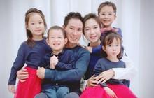 Mới tí tuổi nhưng nhóc tì nhà Lý Hải - Minh Hà đã học 4 thứ tiếng và bất ngờ nhất là ngoại ngữ nào cũng nói vanh vách