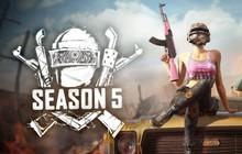 PUBG Season 5 sắp sửa ra mắt, hàng loạt điều lạ lùng khiến game thủ thích mê!