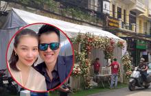 """HOT: Lưu Đê Ly tổ chức lễ cưới cùng người đàn ông từng khiến cô chịu tiếng """"Tuesday"""" trên phố Hàng Buồm"""