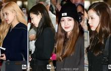 Có ai như BLACKPINK mặc trắng đen đơn giản mà vẫn quá đỉnh, tình trạng của Jennie khiến fan lo lắng