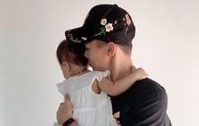"""Con gái bám bố không theo mẹ, bà xã Quế Ngọc Hải than thở: """"Phận đẻ thuê là thế"""""""