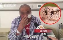 Nhiều người thường làm điều này khi bị muỗi đốt nhưng một người đàn ông ở Trung Quốc đã bị hoại tử xương vì làm vậy