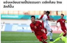 Báo Thái kêu gọi các CLB Thai League mua Quang Hải: Hãy hành động ngay, bây giờ hoặc không bao giờ