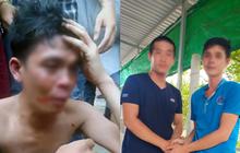 Nam thanh niên đến nhà xin lỗi ông bố say xỉn tát con nhỏ sau khi cùng dân mạng kéo đến dạy bảo trút giận